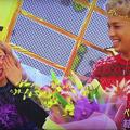 Photos: 【動画】ぺこ、りゅうちぇる 結婚をNHK「しあわせニュース」で生報告!