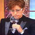 Photos: 【動画】GACKTがロジェを着用して「芸能人格付けチェック」2017に出演!