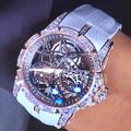 Photos: 【動画】GACKTのロジェ・デュブイの腕時計(6000万円)に「芸能人格付けチェック」2017の出演者もびっくり!