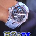 写真: 【動画】GACKT着用のロジェ腕時計は6000万円!「芸能人格付けチェック」2017の出演者も驚愕!
