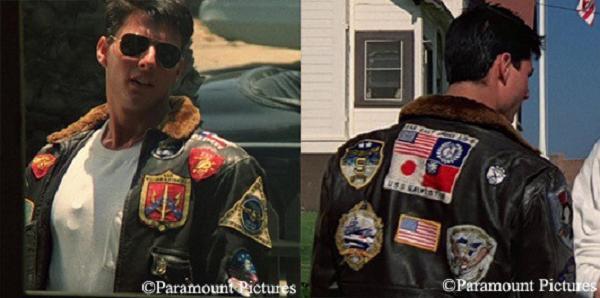 映画「Top Gun」のG-1が火付け役!復刻したMA-1!そしてPCインナーケースに!
