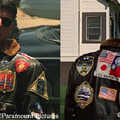 Photos: 映画「Top Gun」のG-1が火付け役!復刻したMA-1!そしてPCインナーケースに!
