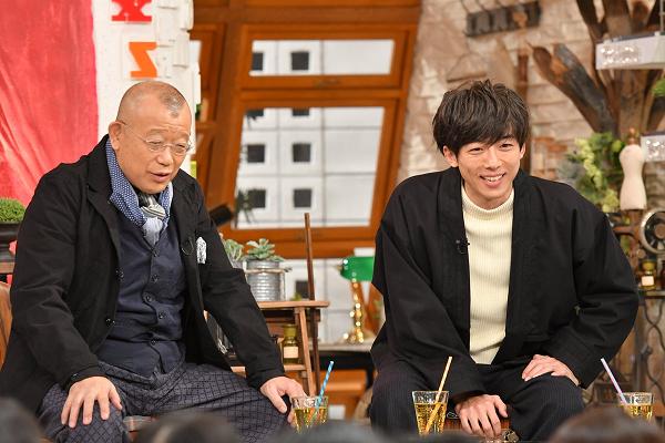 Photos: 【動画】高橋一生が「A-Studio」(エースタジオ)に出演!弟・安部勇磨や母親について語る