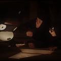 Photos: 【動画】ボス新CM「プレミアム熊本」篇でタモリ&くまモンが初共演!屋根裏でくまモンドジる!