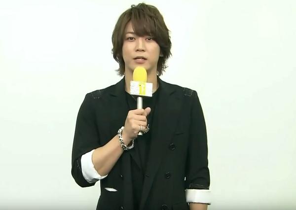 【動画】亀梨和也が「亀と山P」結成を発表!「ボク、運命の人です。」主題歌を担当すると告知!