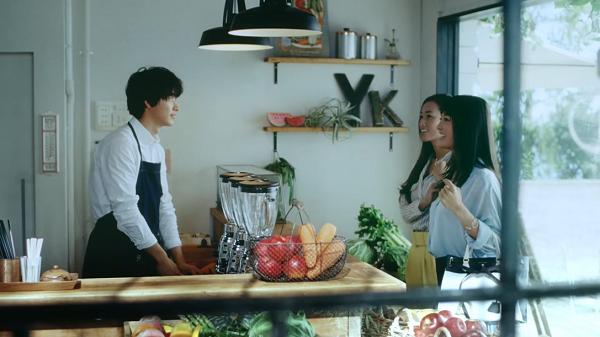 山崎賢人がスムージーバーを開店!マスター山崎のおすすめの「野菜スムージー」とは?カゴメ株式会社の新CM