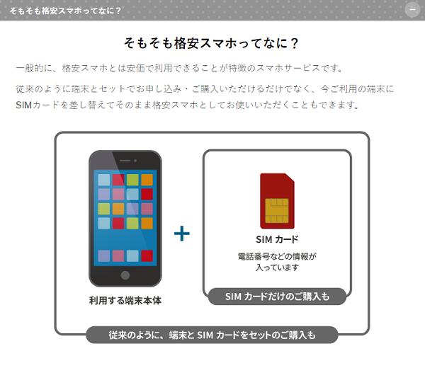 NTTコミュニケーションズ「そもそも格安スマホってなに?」