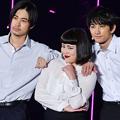 Photos: 【ブルゾンちえみ】成田凌&町田啓太と「with B」結成!東京ガールズコレクション2017SS