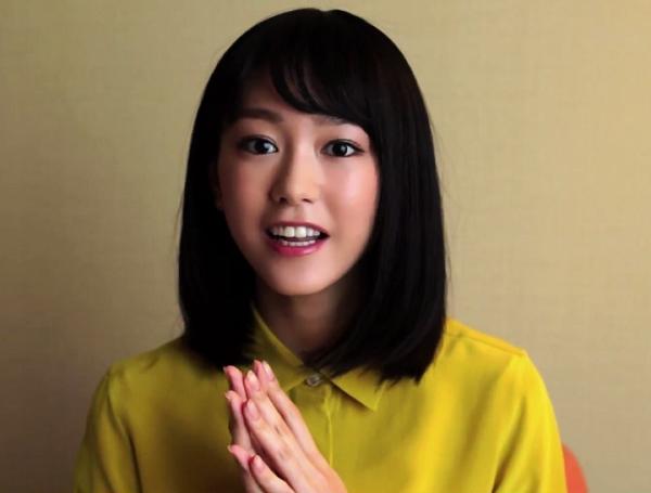 桐谷美玲、コンタクトのCM撮影について語る。「コンタクトのアイシティ」新イメージキャラクターに起用!