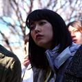 Photos: 【桐谷美玲】CM撮影でみせる真剣な表情!「コンタクトのアイシティ」CMメイキングより