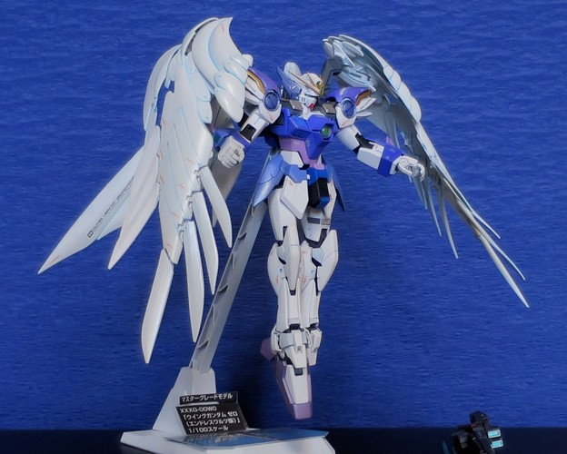 07 MG. Wing Gundam Zero EW  XXXG-00W0