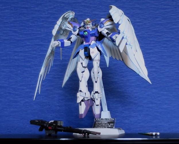 03 MG. Wing Gundam Zero EW  XXXG-00W0