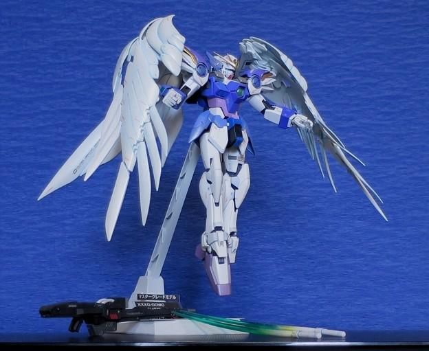 02 MG. Wing Gundam Zero EW  XXXG-00W0