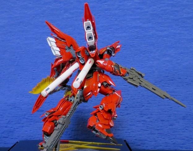 08 RG.シナンジュ MSN-06S SINANJU  '16.09