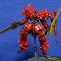Photos: 05 RG.シナンジュ MSN-06S SINANJU  '16.09