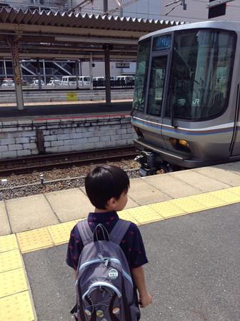 20140719JR草津駅にて
