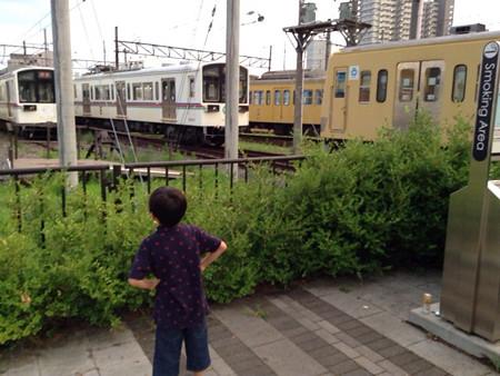 20140720近江鉄道ミュージアム(1)