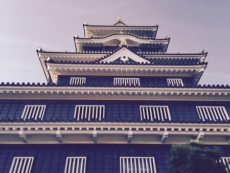20160817岡山城(2)