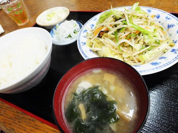 野菜たっぷり~定食