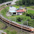 Photos: 189系トタM52編成 ホリデー快速富士山1号