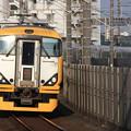 E257系500番台マリNB-18編成 特急わかしお22号