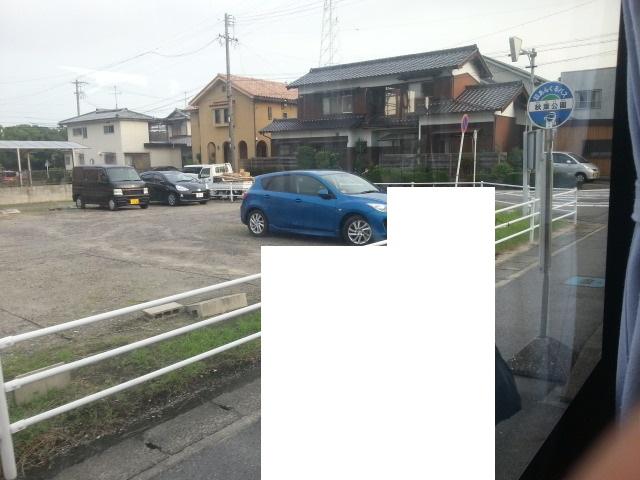 20140905 17.16.14 作野線バス - 秋葉公園