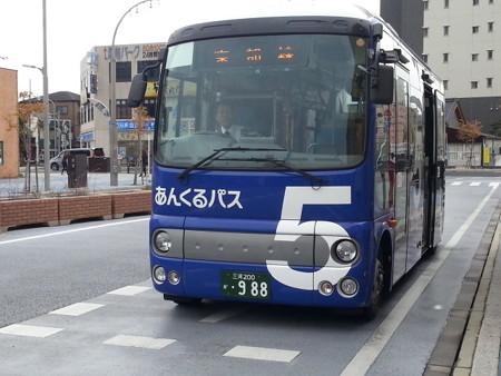 20141020_123138 安城駅 - 東部線バス