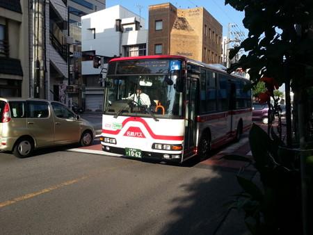20141024_075350 御幸本町交差点 - 名鉄バス