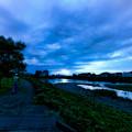 Photos: 台風前の静寂.1