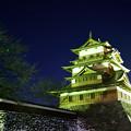 Photos: 高島城