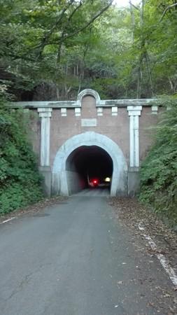 笹子トンネル 大月側