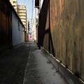 Photos: 路地の先には