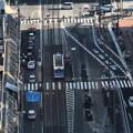 Photos: マッチ箱のような路面電車