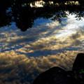 水面に映る風景3