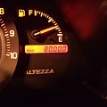Photos: キタ~! 80000km!!