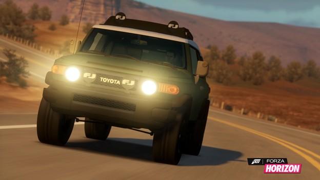 Photos: Toyota FJ Cruiser