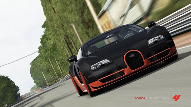 Photos: Bugatti Veyron Super Sport