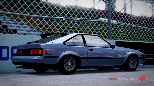 Photos: 1984 Toyota Celica Supra