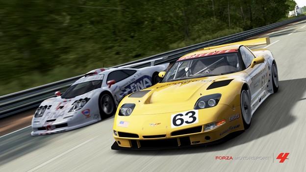 2004 Corvette C5.R