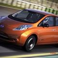 Photos: 2011 Nissan Leaf
