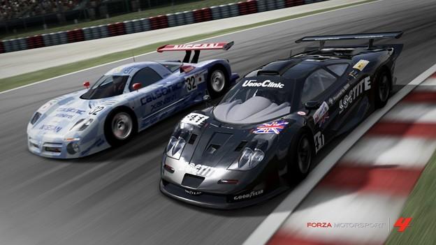 1998 McLaren F1 GTR