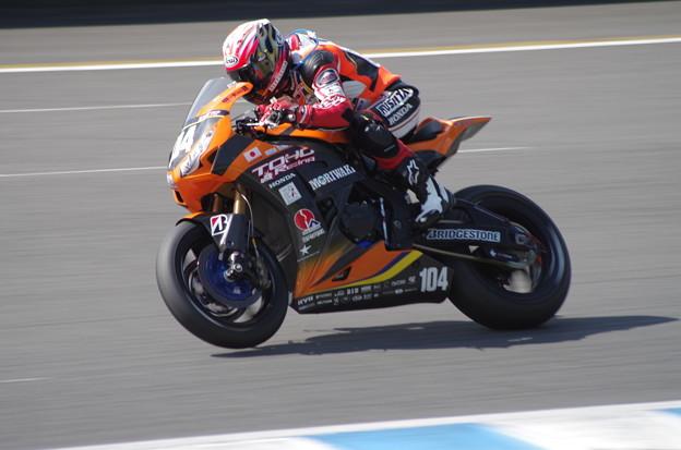 2016 MFJ 全日本ロードレース選手権シリーズ第3戦スーパーバイクレース in もてぎ (5)