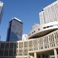 写真: 新宿ビル群_k70