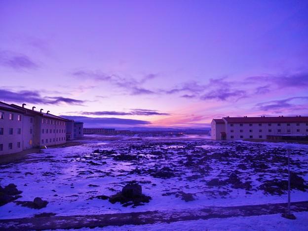 Photos: アイスランドの夜明け