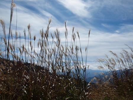 高原は秋の気配