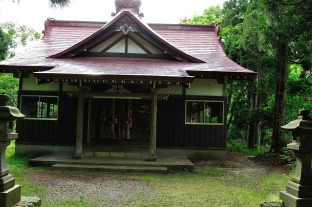 空素沼神社 15