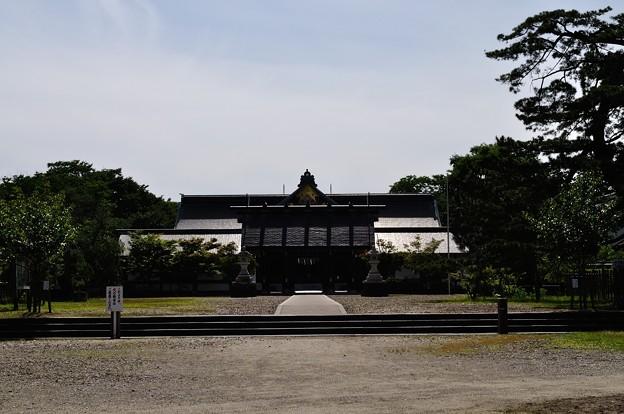 秋田県護国神社 03