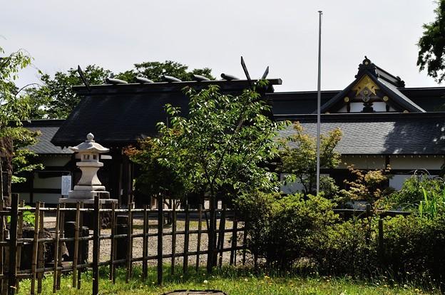 秋田県護国神社 10
