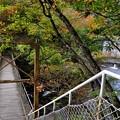 花巻温泉 釜淵の滝・紅葉橋 13