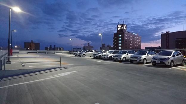 秋田駅リニューアル 2017-04-01 19